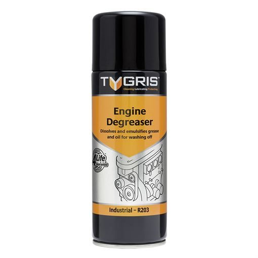 Tygris Engine Degreaser 400ml