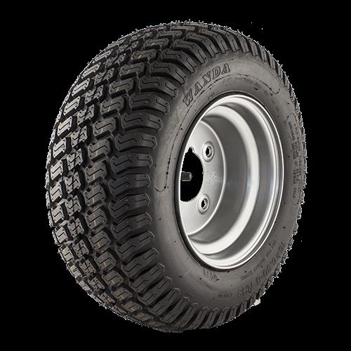 062-0004 - Paddock Kart Front Tyre Duro Turf HF224 16 x 6.5 x 8