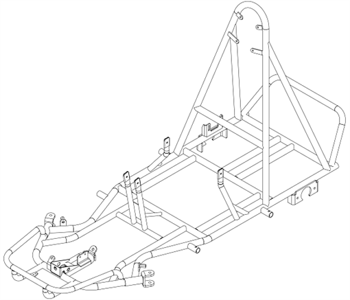 035-0000 JK5 Chassis 500x500