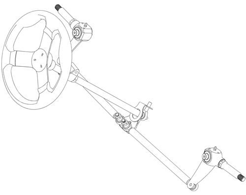 Steering Assembly e-comms