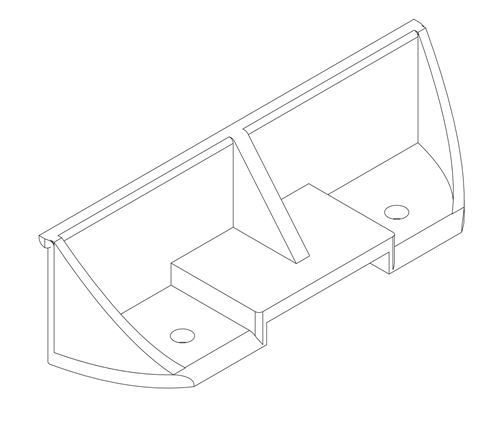 Tank Side Support